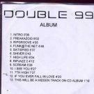 Double 99 - Double 99 - UK Promo  CD