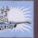 Dive Dive - 5-5-5 For Filmstars - UK  CD Single