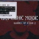 Depeche Mode - Barrel Of A Gun - UK  CD Single