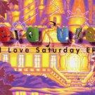 Erasure - I Love Saturday EP - UK CD Single