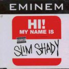 Eminem - My Name Is - UK  CD Single