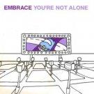 Embrace - You're Not Alone - UK Promo CD Single