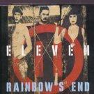 Eleven - Rainbow's End - UK  CD Single