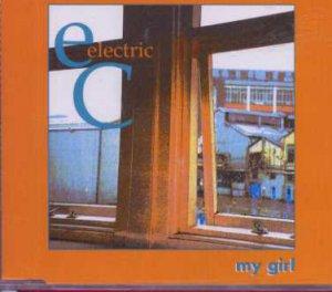 Electric - My Girl - UK  CD Single