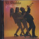 El Diablo & The Angels - House Of Bamboo - UK Promo  CD Single