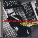 Deadstar - Don't It Get You Down - UK  CD Single