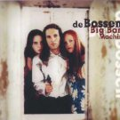 De Bossen - Big Bang Machine - Euro  CD Single