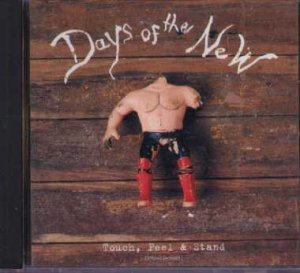 Days Of The New - Touch, Peel & Stand - UK Promo  CD Single