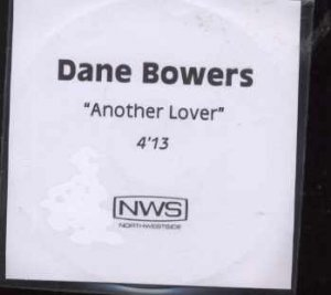 Dane Bowers - Another Lover - UK Promo  CD Single