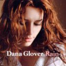 Dana Glover - Rain - UK Promo CD Single