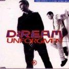 d:Ream - Unforgiven - UK  CD Single