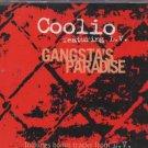 Coolio Feat L.V - Gangsta's Paradise - UK  CD Single