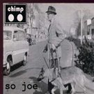 Chimp - So Joe - UK Promo  CD Single
