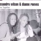 Cassandra Wilson & Dianne Reeves - Come Together - UK Promo CD Single