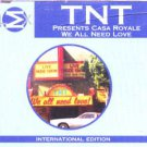 Casa Royale - We All Need Love - UK CD Single