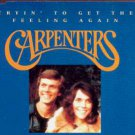 Carpenters - Tryin' To Get The Feeling Again - UK CD Single