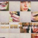 Caesar - Before My Head Explodes - UK  CD Single