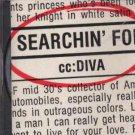 C. C. Diva - Searchin' - USA Promo  CD Single