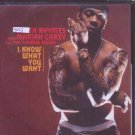 Busta Rhymes and Mariah Carey - I Know What You Want - UK Promo  CD Single