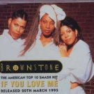 Brownstone - If You Love Me - UK Promo  CD Single