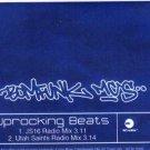 Bomfunk MC's - Uprocking Beats - UK Promo CD Single