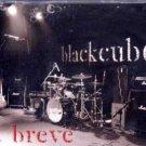 Blackcube - Breve - UK CD Single