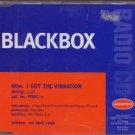 Black Box - I Got The Vibration - UK Promo  CD Single