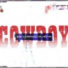 Ben's Symphonic Orcestra - Cowboy - UK  CD Single