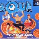 Aqua - Turn Back Time - UK CD Single