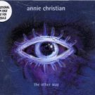 Annie Christian - The Other Way - UK CD Single