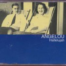 Angelou - Hallelujah - UK  CD Single