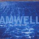 Amwell - First Time Round - UK  CD Single