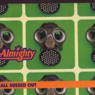 Almighty - All Sussed Out - UK  CD Single