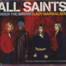 All Saints - Under The Bridge - UK  CD Single