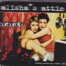 Alisha's Attic - Barbarella - UK CD Single