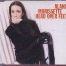 Alanis Morissette - Head Over Feet - UK  CD Single