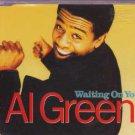 Al Green - Waiting On You - UK  CD Single
