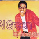 Al Green - Love Is A Beautiful Thing - UK  CD Single