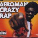 Afroman - Crazy Rap - UK  CD Single