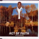 Act Of Faith - Lost On A Breeze - UK CD Single
