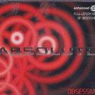 Absolute - Obsessive - UK  CD Single