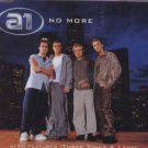 A1 - No More - UK  CD Single