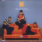 911 - The Journey - UK  CD Single