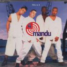 4Mandu - This Is It - UK  CD Single