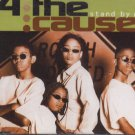 4 The Cause - Stand By Me - UK  CD Single