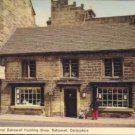 The Old Origina BAKEWELL Pudding Shop DENNIS Postcard