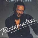 "Quincy Jones - Razzamatazz / Velas - UK 7"" Single - AMS8140"