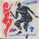 "Shakatak - Down On The Street / Holding On - UK 7"" Single - POSP688"