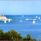 Postcard : The Harbour and Bay, POOLE, Dorset