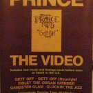 Prince - Poster - Gett Off - ?   Poster -   ex